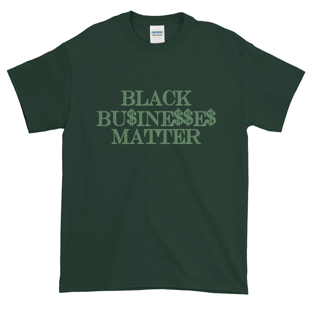 Image of Black Business  Green
