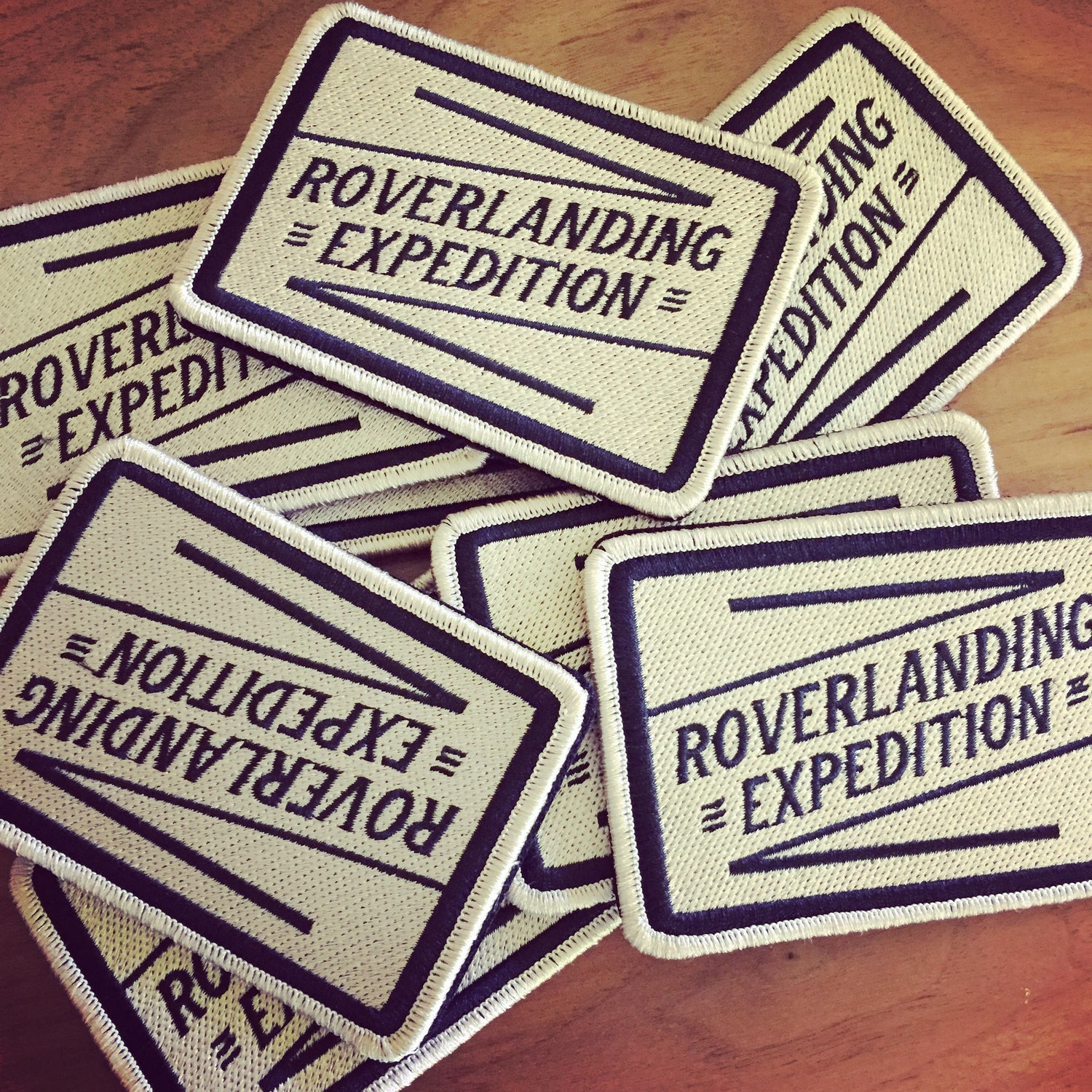 Image of ROVERLANDING EXPEDITION PATCH