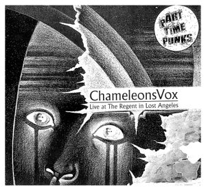 "Image of Chameleons Vox - ""Live At The Regent"" LP"