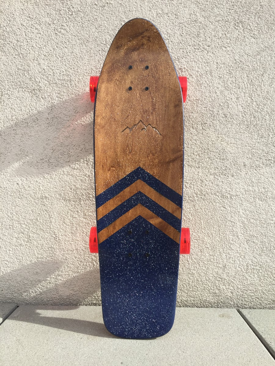 Image of Mountain Cruiser -- Navy Blue