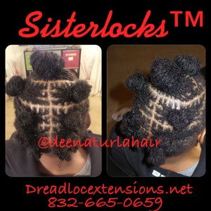 Image of Loc extensions, Repairs,  & Sisterlocks™ Consultations
