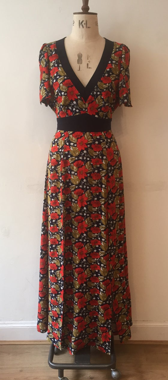 Image of Sandie maxi dress