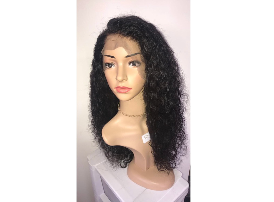 Image of SALE! Deep wave 360 Frontal 'Deja' Wig