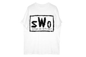 Image of Savage World Order T-Shirt (White)