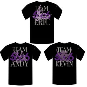 Image of TEAM 5606 SHIRTS - ERIC*ANDY*KEVIN (GIRLS AND GUYS SIZES)