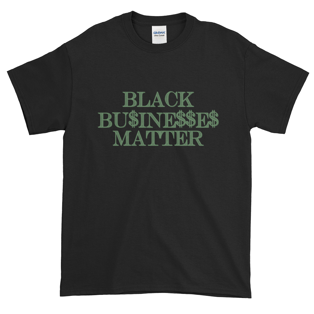 Image of Black Businesses Matter Black