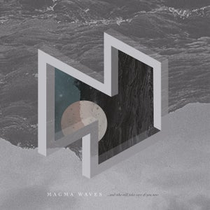 "Image of MAGMA WAVES ""...and who will take care of you now"" 2xLP"