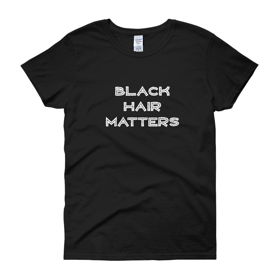 Image of Black Hair Matters Black