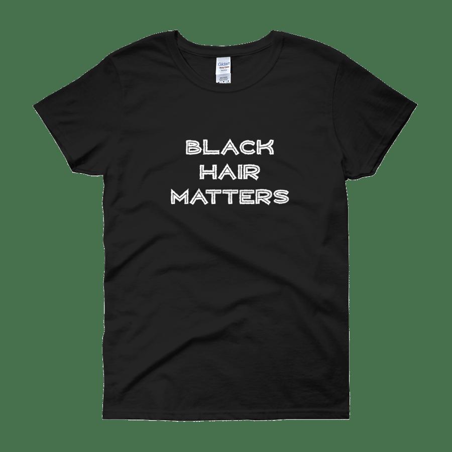 Image of Black Hair Matters Black