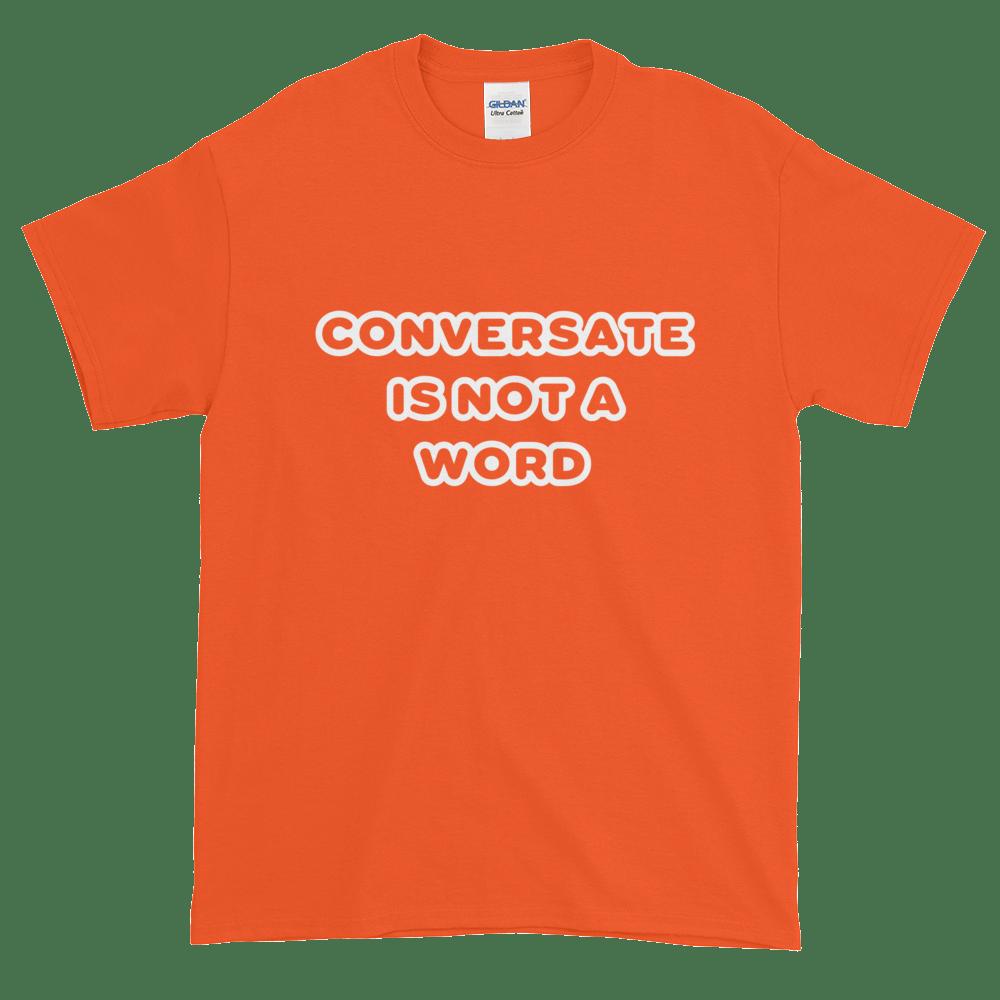 Image of Conversate Orange