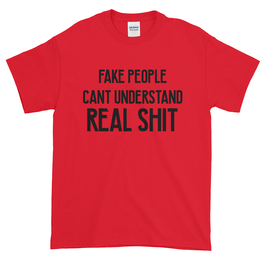 Image of Fake People Red