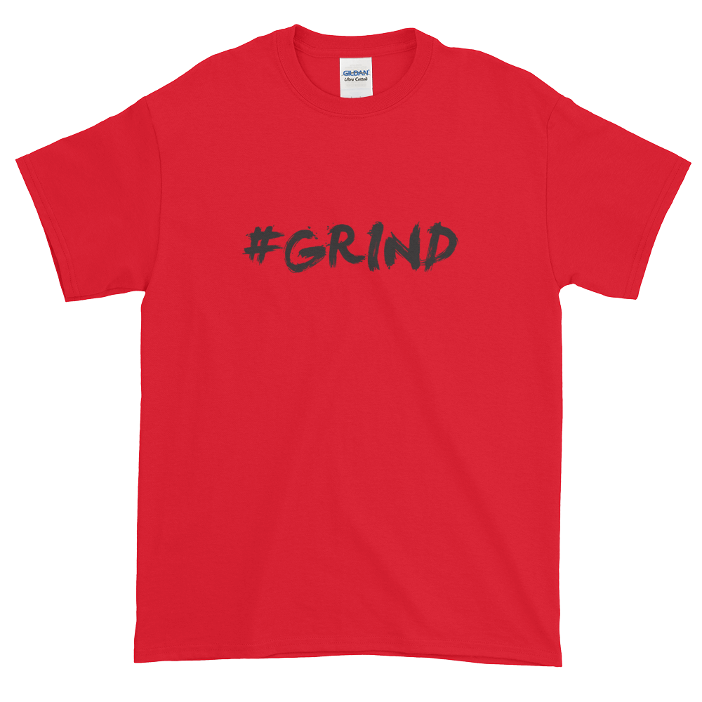 Image of #Grind Red
