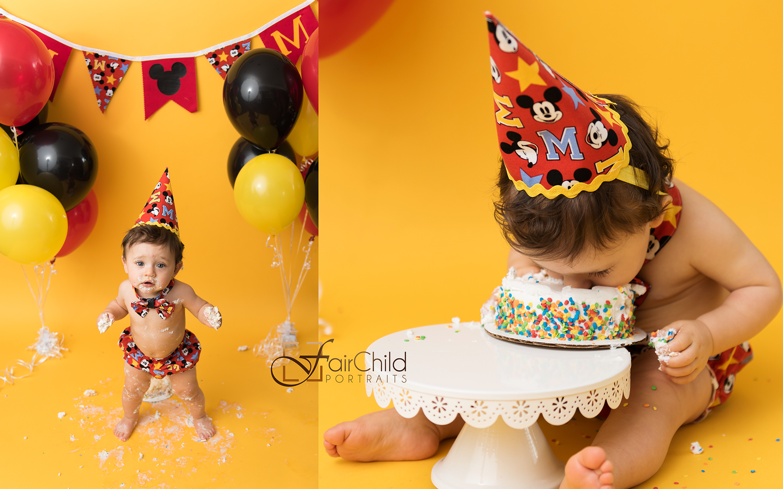 Image of Birthday Cake Smash