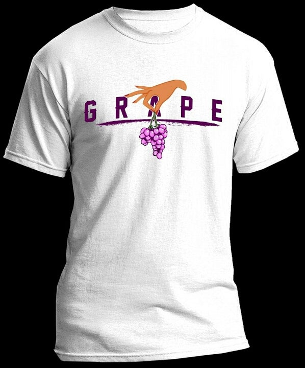 Image of Grapes shirt (only 150 made)