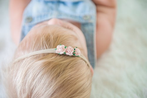 Image of Trio Flower Headband
