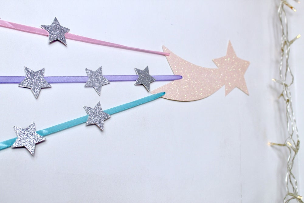 Image of Shooting star banner