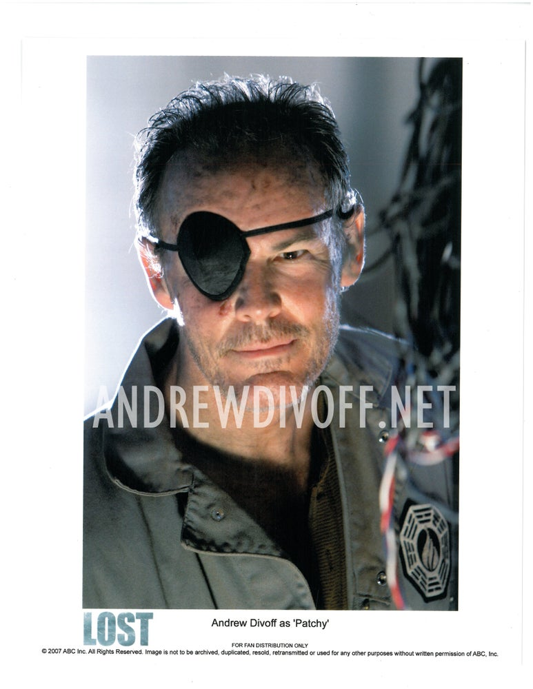 Image of Lost signed 8x10 photo