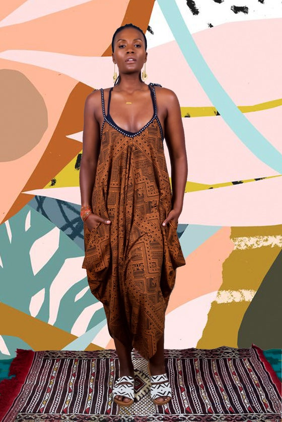Image of •JoJo• Harem Jumpsuit -  (various prints)