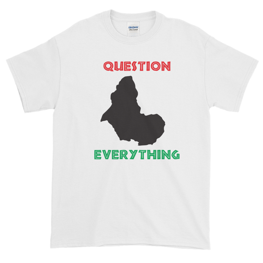 Image of Question Everything White
