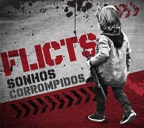 """Image of Flicts - Sonhos corrompidos 10""""  vinyl"""