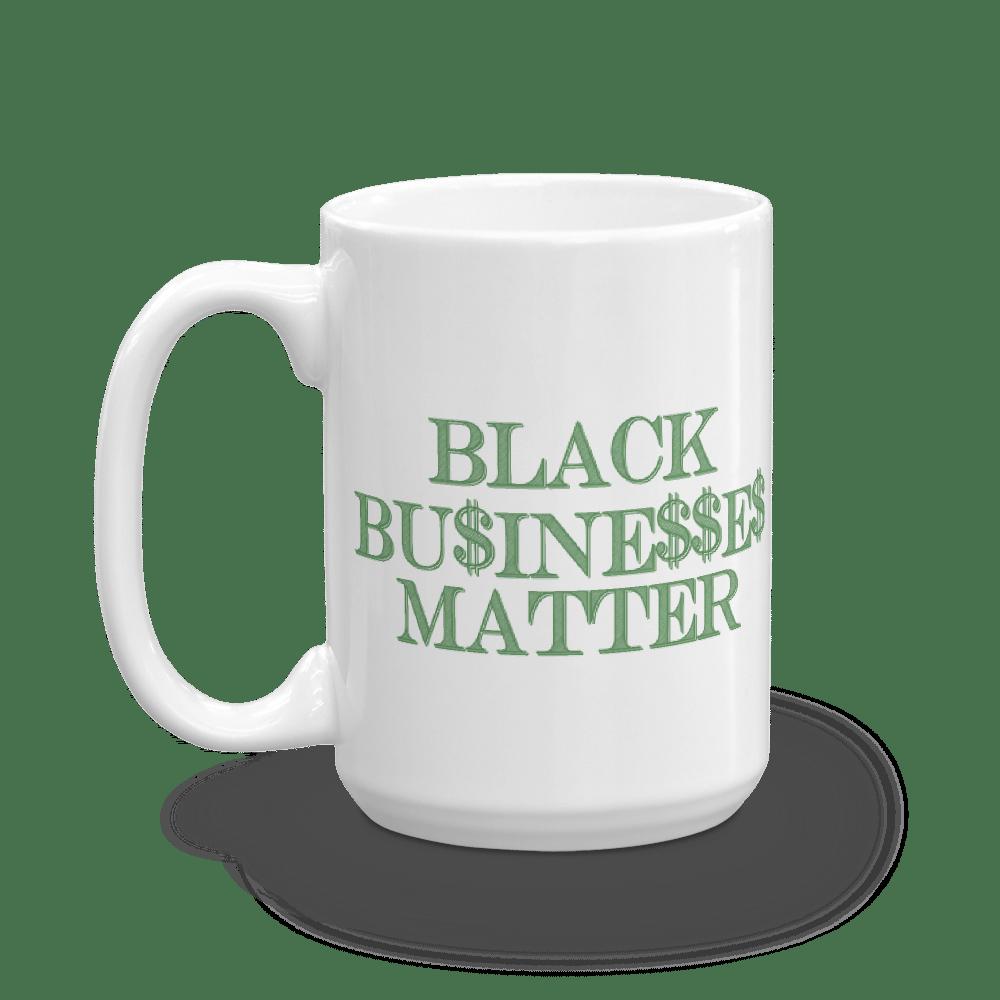 Image of Black Businesses Matter Coffee Mug