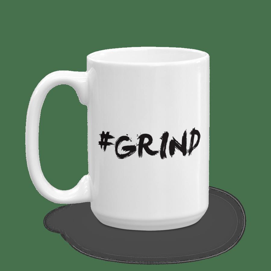 Image of #Grind Coffee Mug