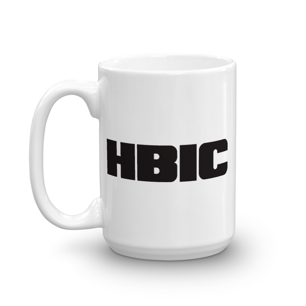 Image of HBIC Coffee Mug