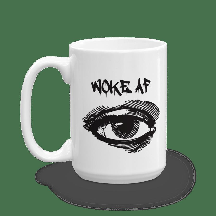 Image of Woke AF Coffee Mug