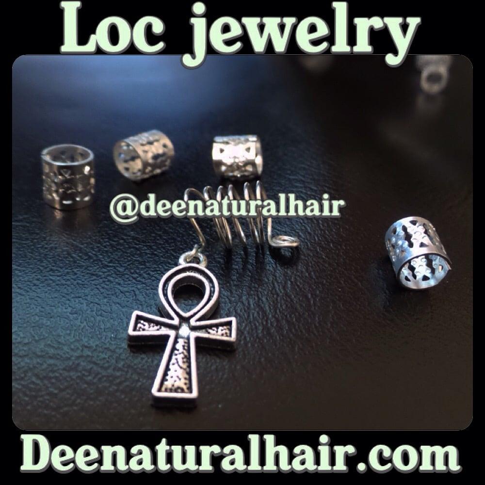Image of Ankh Loc jewelry