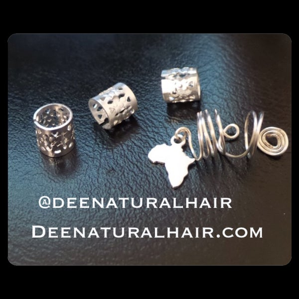 Image of Africa Loc jewelry