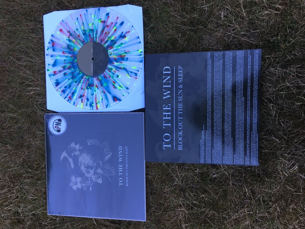 """Image of """"Block Out The Sun & Sleep"""" (2014) Limited Edition Vinyl"""