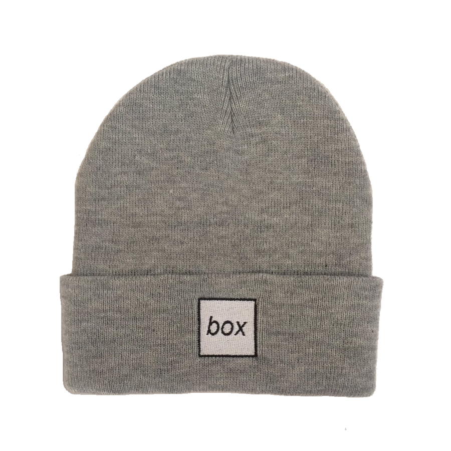 Image of Grey Beanie