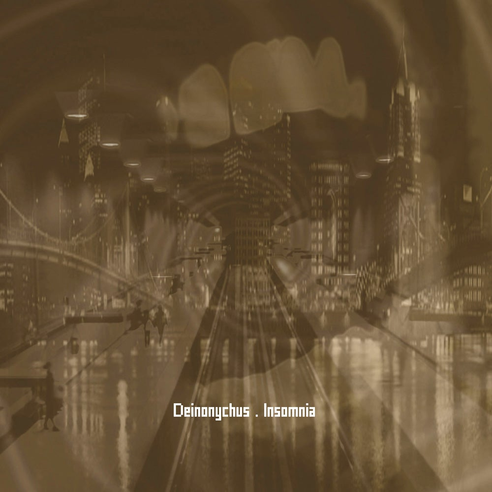 "DEINONYCHUS ""Insomnia"" CD"