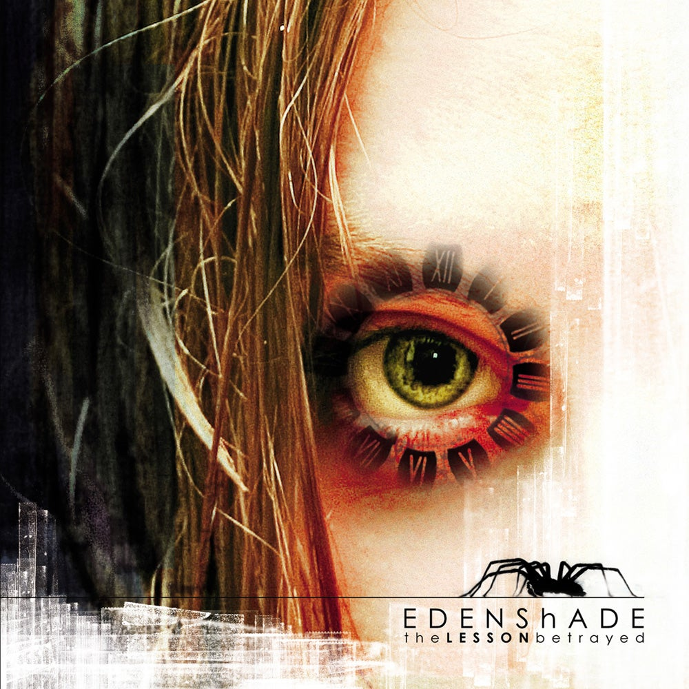 """Image of EDENSHADE """"The Lesson Betrayed"""" CD"""