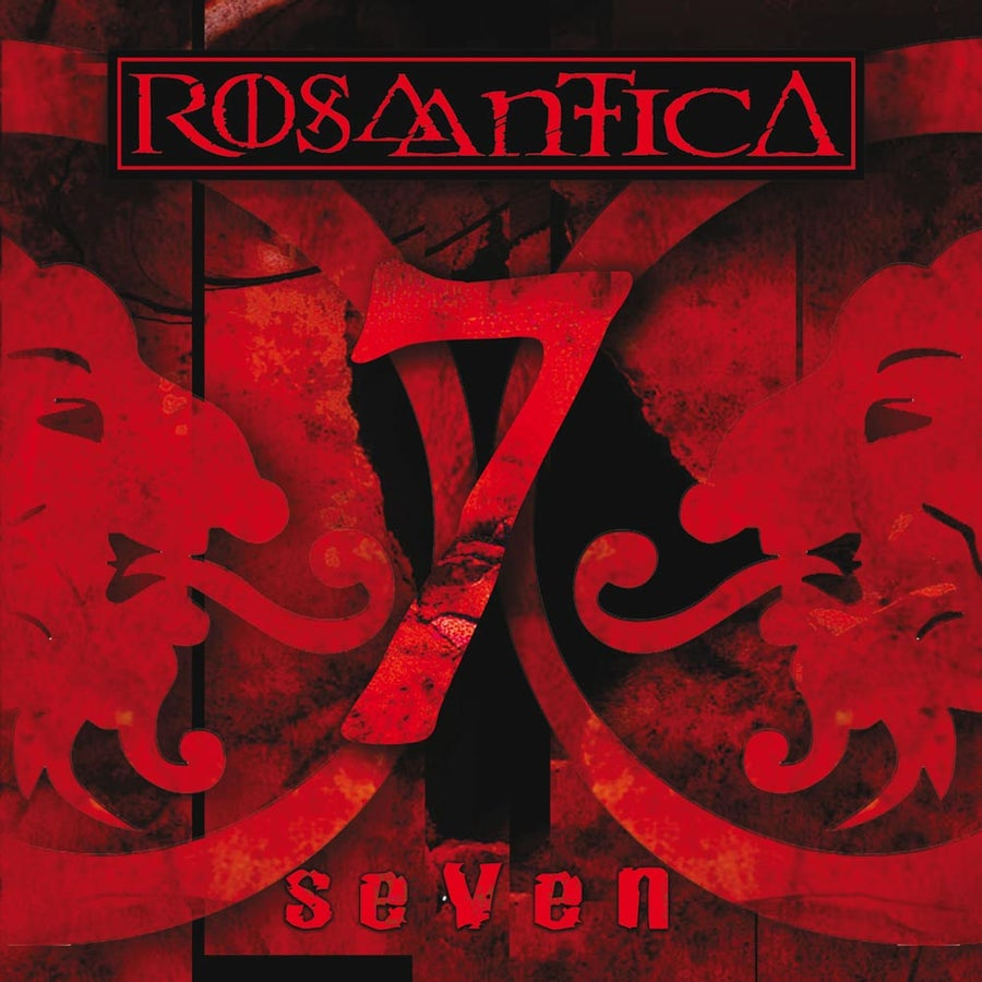 "Image of ROSA ANTICA ""Seven"" CD"
