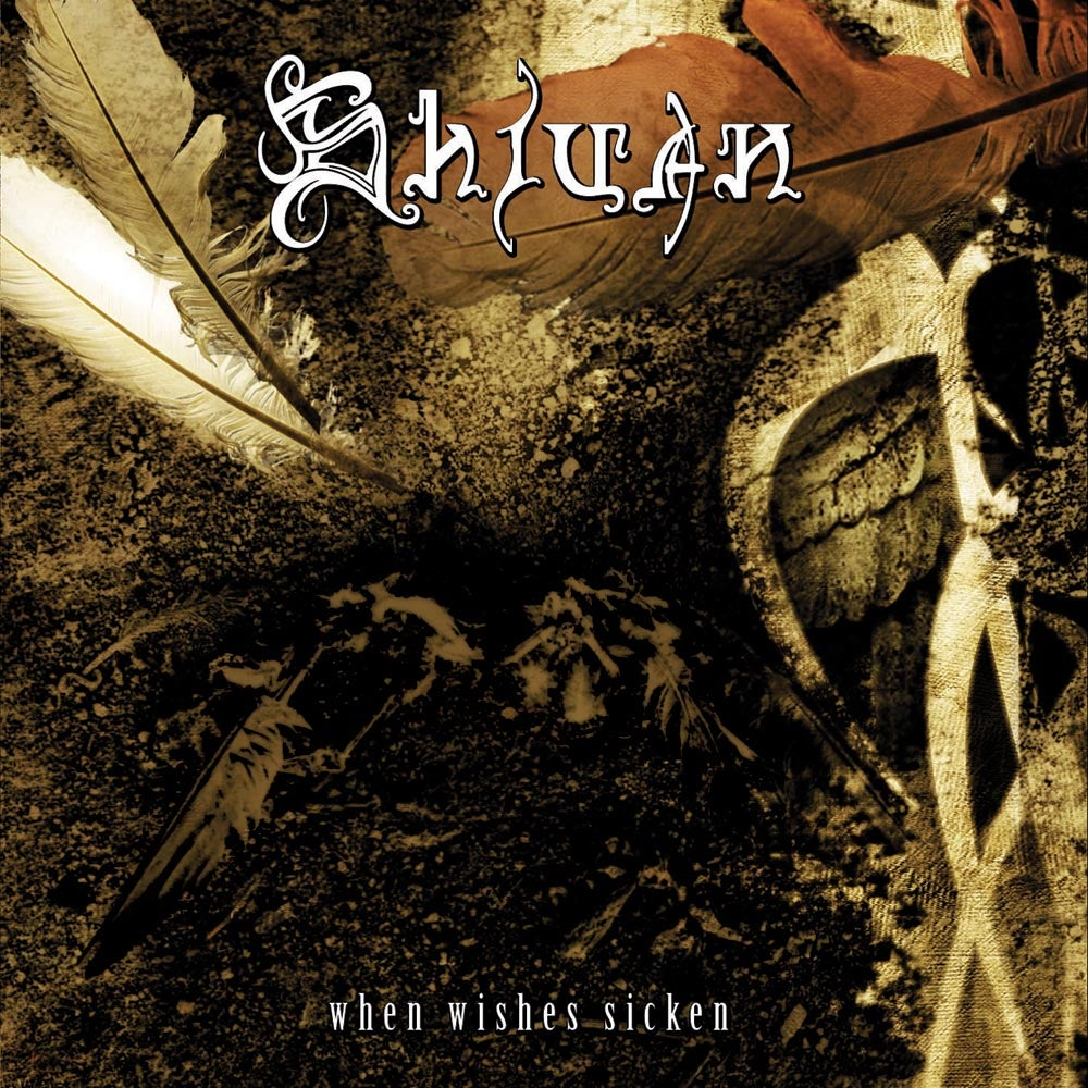 "Image of SHIVAN ""When Wishes Sicken"" CD"
