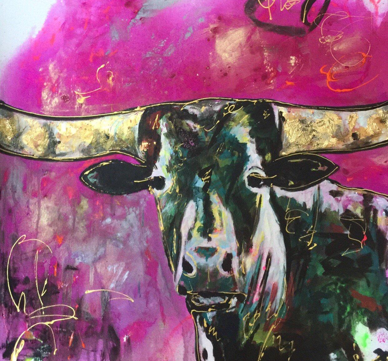 Rose Gold Steer