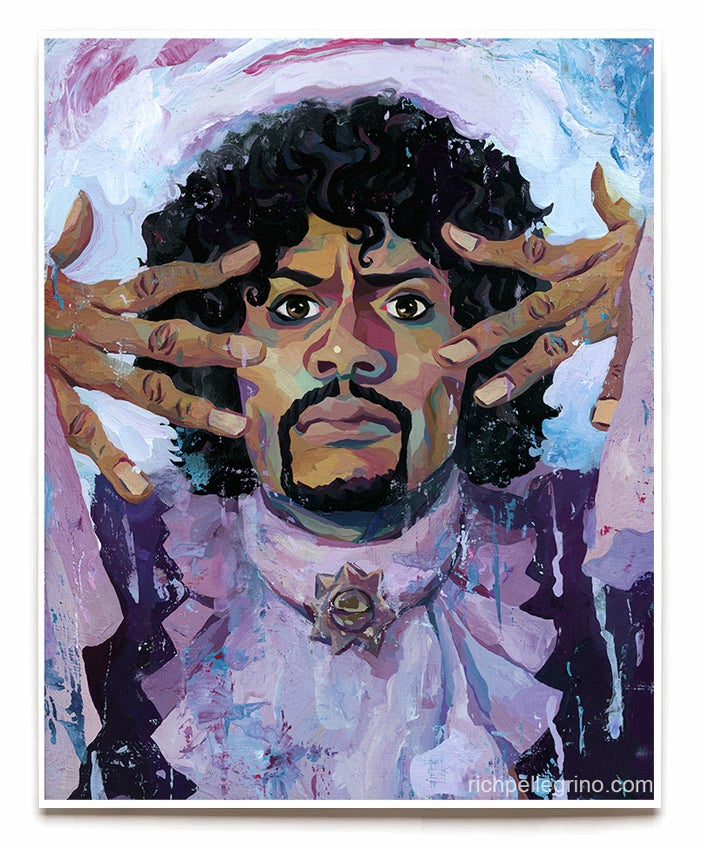Image of Prince Dave 16x20 Print 2nd Edition
