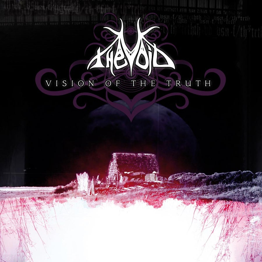 """Image of THE VOID """"Vision Of The Truth"""" CD"""