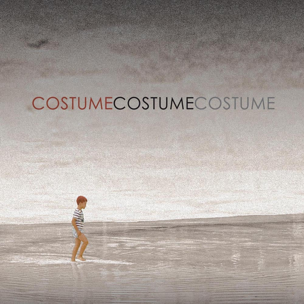 "Image of COSTUME ""Costume"" CD"