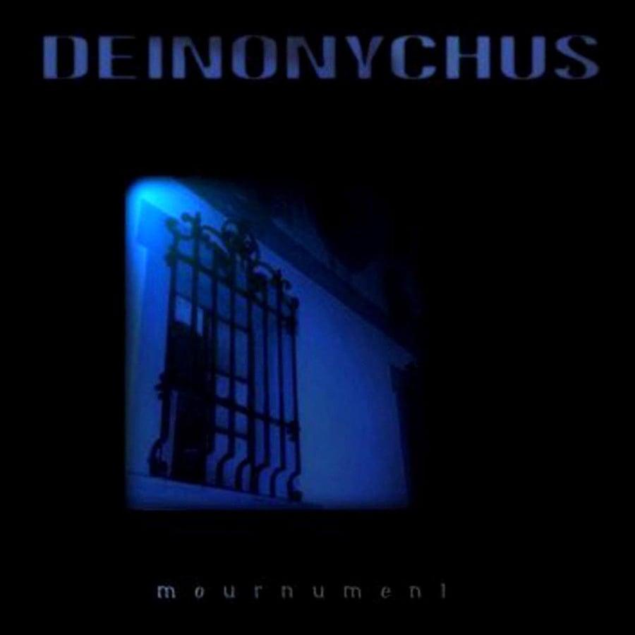 "Image of DEINONYCHUS ""Mournument"" digiCD"