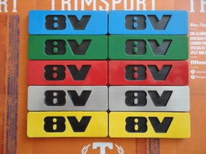 Image of Trimsport VW Golf Mk2 8V Side Badges