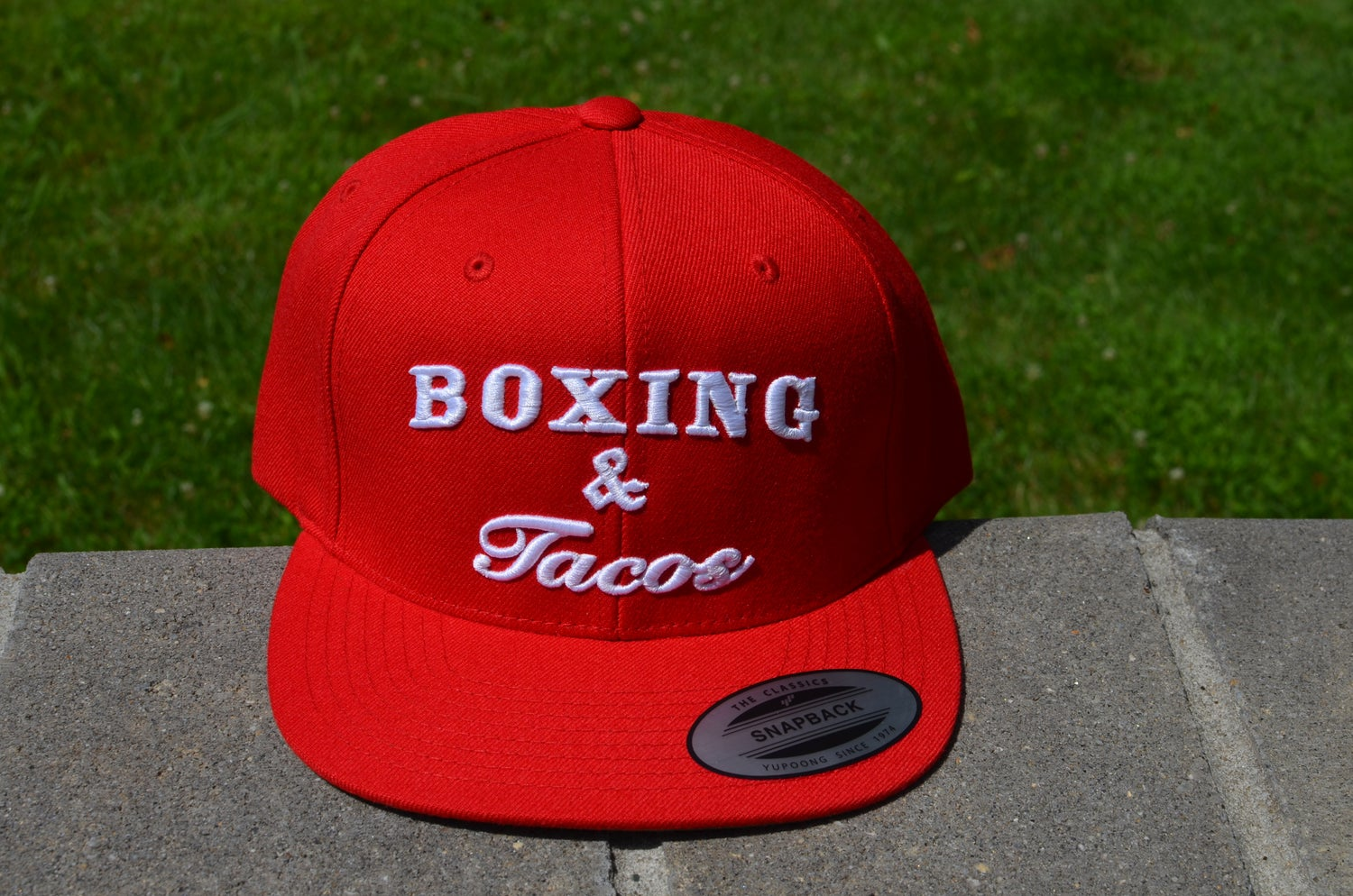 Image of Black Boxing And Tacos Snapbacks