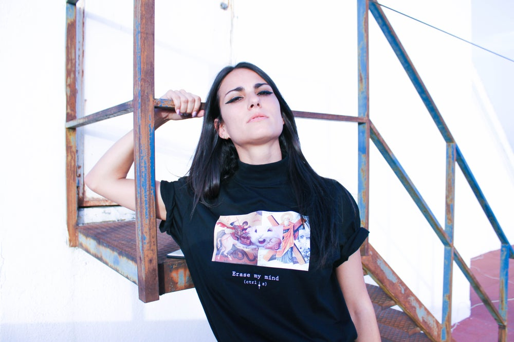 Image of Camiseta Erase my mind X SieteTreinta