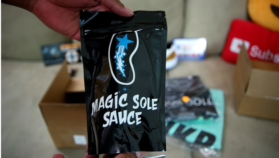 Image of Magic Sole Sauce (complete kit)