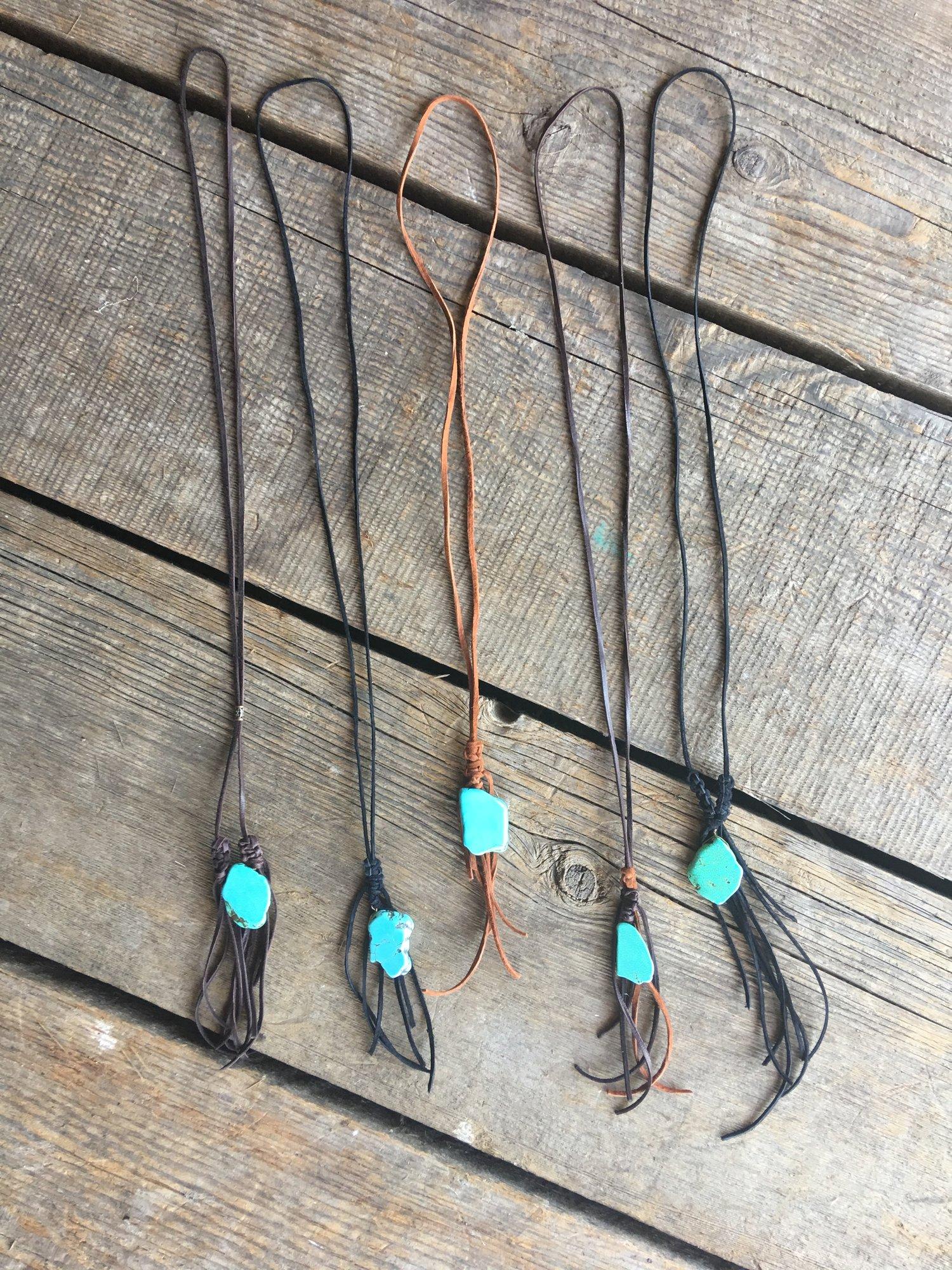 Image of Rambler Necklaces