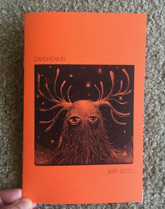 Image of Daydreams Zine