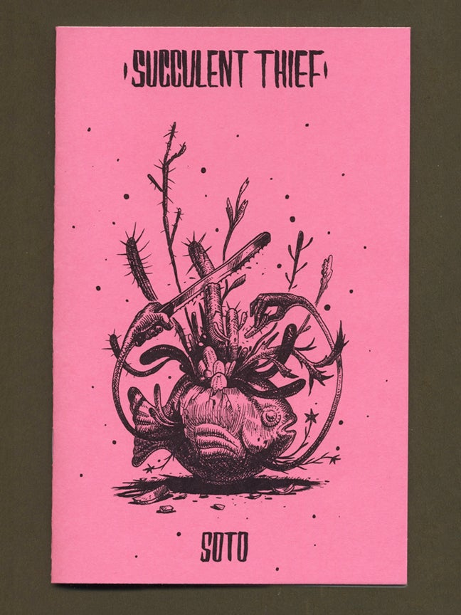 Image of Succulent Thief Zine