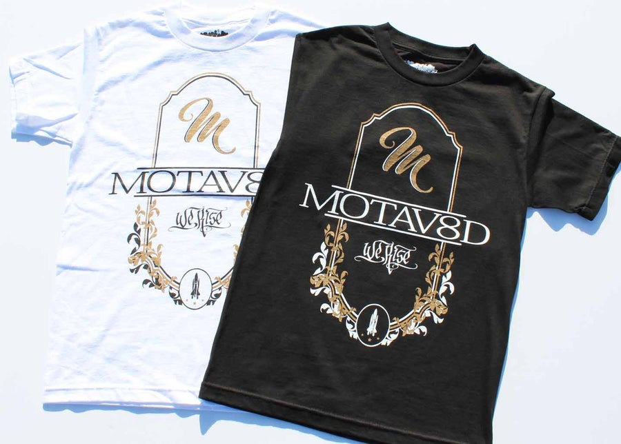 Image of Motav8d - Stay Lifted & Gifted