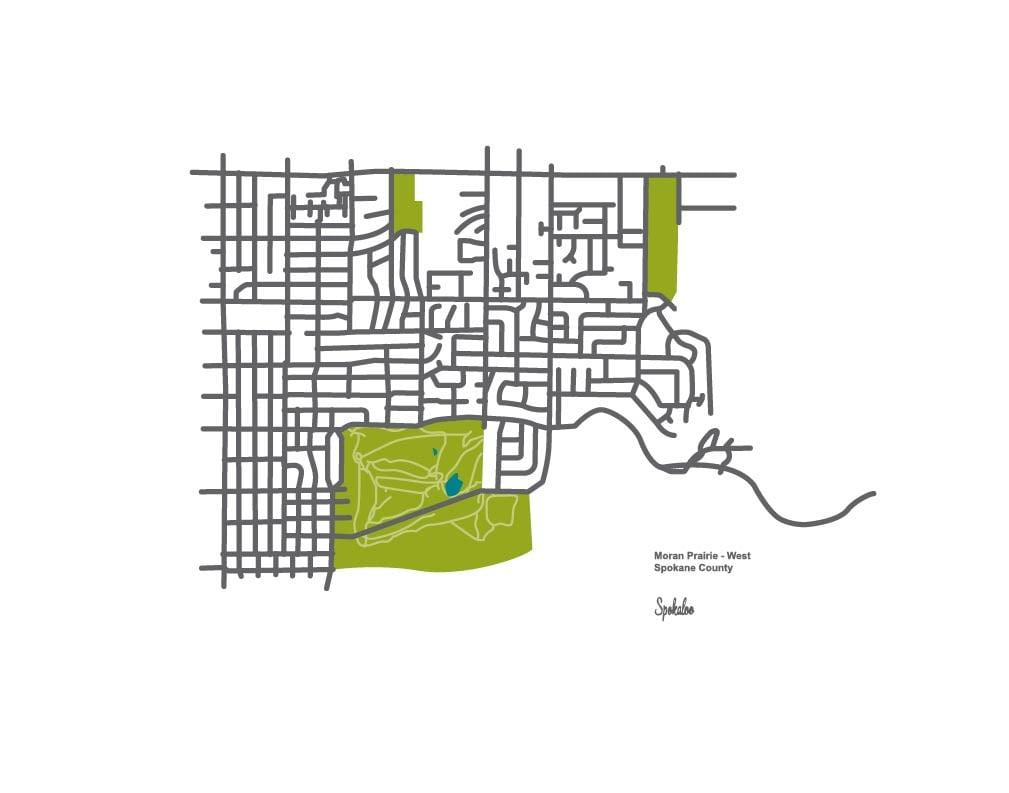 Moran Prairie - West